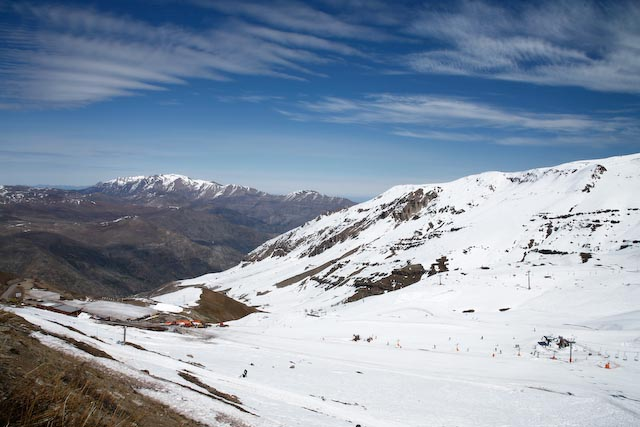 Santiago - Chile por Bia Ferrer