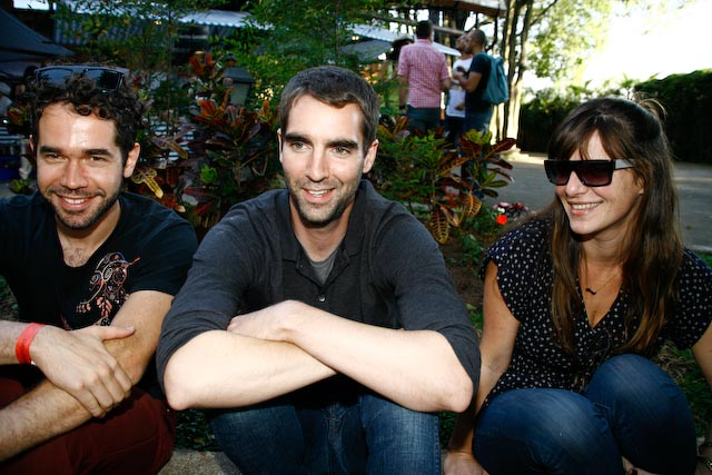 Aaron Meyers, Marc O Donnell, Marcia Ribeiro