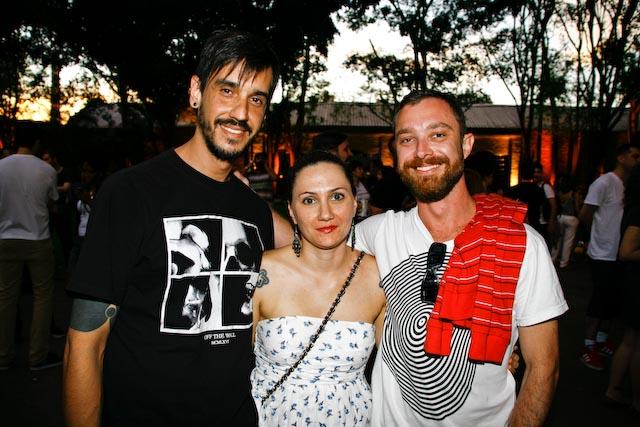 Fabio Gomide, Ana Carolina Trindade, Mauricio Ambrosio