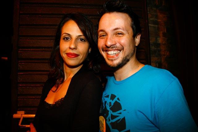 Glenda Pereira, Francisco Raul Cornejo